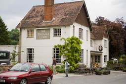 The Thomas Lord pub in West Meon